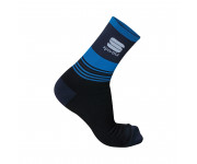 Sportful Fietssokken winter Heren Zwart Zwart / SF Arctic 13 Sock-Black/Black Iris