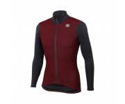 Sportful Fietsjack Heren Rood Grijs / SF Lord Thermo Jacket-Ruby Wine/Anthracite