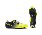Northwave Race fietsschoenen Heren Fluo Zwart /  REVOLUTION YELLOW FLUO/BLACK