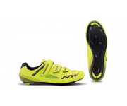 Northwave Race fietsschoenen Heren Fluo Zwart /  CORE YELLOW FLUO/BLACK