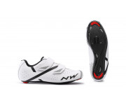 Northwave Race fietsschoenen Heren Wit  /  JET 2 WHITE