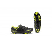 Northwave MTB fietsschoenen Heren Zwart Fluo /  ORIGIN BLACK/YELLOW FLUO