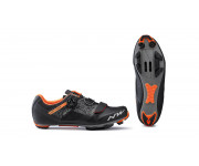 Northwave MTB fietsschoenen Heren Zwart Oranje /  RAZER BLACK/FOREST/ ORANGE
