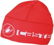 CASTELLI Viva Thermo  Skully / Winter Helmmuts Red