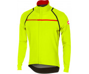 Castelli Fietsjack waterafstotend Heren Fluo Rood / CA Perfetto Convertible Jacket Yellow Fluo