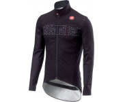 Castelli Fietsjack Heren Zwart  / CA Pro Fit Rain Jacket Light Black
