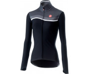 Castelli Fietsjack Dames Zwart  / CA Mitica W Jacket Light Black