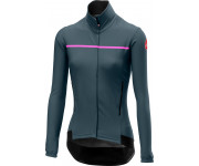 Castelli Fietsjack waterafstotend Dames   / CA Perfetto W Long Sleeve Mirage