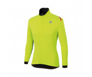 Sportful Fietsjack Heren fluo / SF Fiandre Thermo Cabrio Jacket-Yellow Fluo