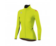Sportful Fietsjack Dames fluo / SF Fiandre Light Ws W Jacket-Yellow Fluo/Black