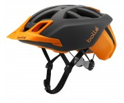 Bollé The One MTB / Fietshelm MTB Zwart Grijs Flash oranje