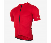 Fusion Fietsshirt Unisex Rood / C3 CYCLE JERSEY RED