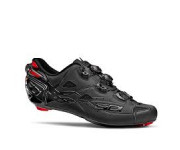 Sidi Race Fietsschoenen Zwart Heren / Shot Matt Total Black