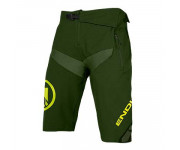 Endura MTB Baggy korte fietsbroek Heren Groen / MT500 Burner Korte Broek II - ForestGreen