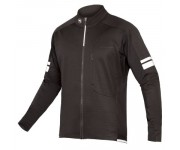 Endura fietsjack windproof zwart/ Windchill Jacket black