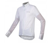 Endura Fietsjack Heren Wit / FS260-Pro Adrenaline Race Cape II - Wit