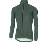 Castelli Fietsjack waterdicht Dames Grijs  / CA Emergency W Jacket Forest Gray