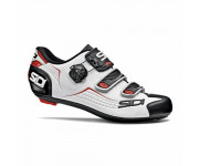 Sidi Race Fietsschoenen Wit Rood Heren / Alba White/Black/Red