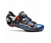 Sidi Race Fietsschoenen Wit Blauw Heren / Genius 7 White/Blue