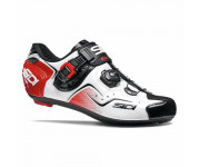 Sidi Race Fietsschoenen Wit Zwart Heren / Kaos White/Black/Red