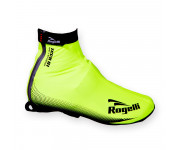 Rogelli overschoen Fiandrex Fluor-Yellow/black