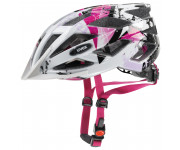 Uvex Fietshelm unisex Wit Roze / UV Air Wing White/Pink