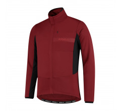 Rogelli Barrier Fietsjack winter Heren Bordeaux
