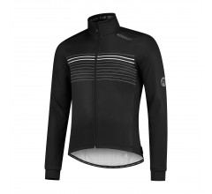 Rogelli Kalon Fietsjack winter Heren Zwart Wit