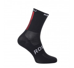 Rogelli Fietssokken zomer Unisex Zwart  / Rogelli Team 2.0 Fietssokken zomer