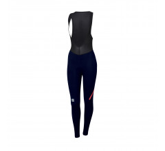 Sportful Fietsbroek lang met bretels Dames Blauw - FIANDRE NORAIN W BIBTIGHT BLUE