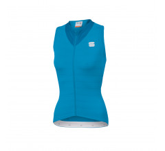 Sportful Fietsshirt Mouwloos voor Dames Blauw - SF Kelly W Sleeveless Jersey-Blue Atomic
