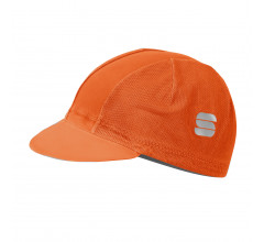 Sportful Fietspetje  voor Heren Oranje - SF Monocrom Cap-Orange Sdr