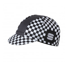 Sportful Fietspetje  voor Heren Wit Zwart - SF Mate Cap-White Black Anthracite