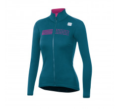 Sportful Fietsjack Dames Blauw - TEMPO W JACKET BLUE CORSAIR
