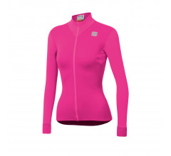 Sportful Fietsshirt lange mouwen Dames Roze - KELLY THERMAL JERSEY BUBBLE GUM