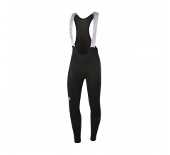 Sportful Fietsbroek lang met bretels Dames Zwart - TOTAL COMFORT WOMAN BIBTIGHT BLACK