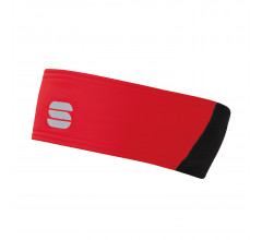 Sportful Haarband Unisex Rood Zwart - AIR PROTECTION HEADBAND RED BLACK