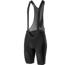 Castelli Fietsbroek met bretels - koersbroek Heren Zwart - CA Superleggera Bibshort Black