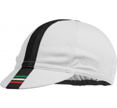 Castelli Fietspetje Heren Wit - CA Performance 3 Cycling Cap White
