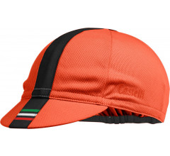 Castelli Fietspetje Heren Oranje - CA Performance 3 Cycling Cap Orange