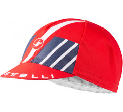 Castelli Fietspetje Heren Rood - CA Hors Categorie Cap Red