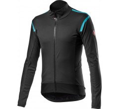 Castelli Fietsjack Lange mouwen Rain or Shine Heren Grijs - Alpha RoS 2 Light Jacket Dark Gray