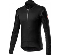 Castelli Fietsjack Lange mouwen Rain or Shine Heren Zwart - Alpha RoS 2 Light Jacket Light Black