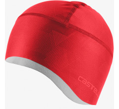 Castelli Helmmuts Unisex Rood - Pro Thermal Skully Red