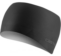 Castelli Haarband Unisex Zwart - Pro Thermal Headband Light Black