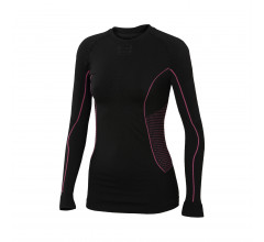 Sportful Ondershirt lange mouwen Dames Zwart / 2Nd Skin LS Top W-Black