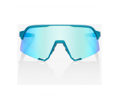 100% Fiets Zonnebril S3 Peter Sagan LE Multilayer Mirror Lens Blue Topaz