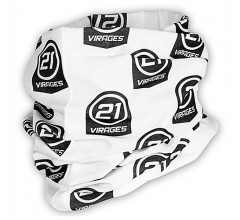 Bandana 21Virages one size zwart