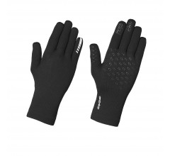 GripGrab Fietshandschoenen Winter Unisex Zwart - Waterproof Knitted Thermal Glove Black