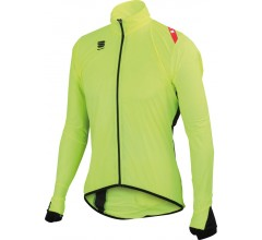Sportful Hot Pack 5 Jacket / Fietsjack Yellow Fluo/Black
